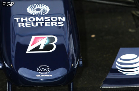 Williams launches FW31