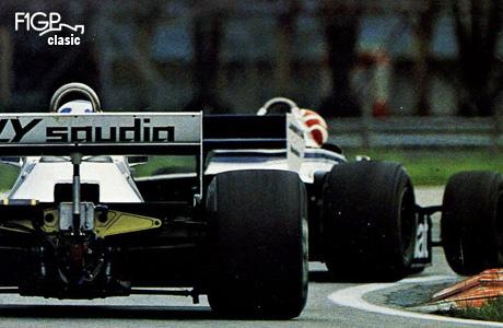 Rosberg îşi pregăteşte atacul la aspiraţie asupra lui Piquet
